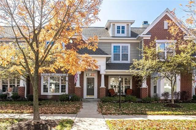 665 Bucksport Lane, Westfield, IN 46074 (MLS #21746605) :: The ORR Home Selling Team