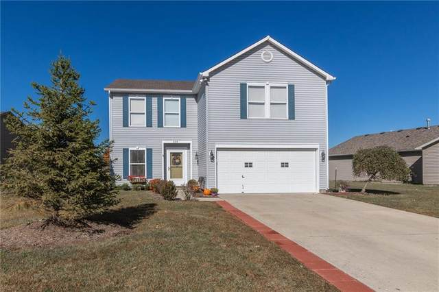 640 Streamside Drive, Greenfield, IN 46140 (MLS #21746606) :: Corbett & Company