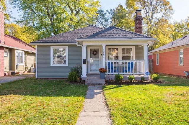 4921 Guilford Avenue, Indianapolis, IN 46205 (MLS #21746616) :: Richwine Elite Group