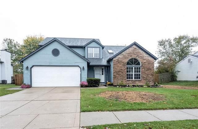 7747 Eyford Lane, Indianapolis, IN 46236 (MLS #21746618) :: Corbett & Company