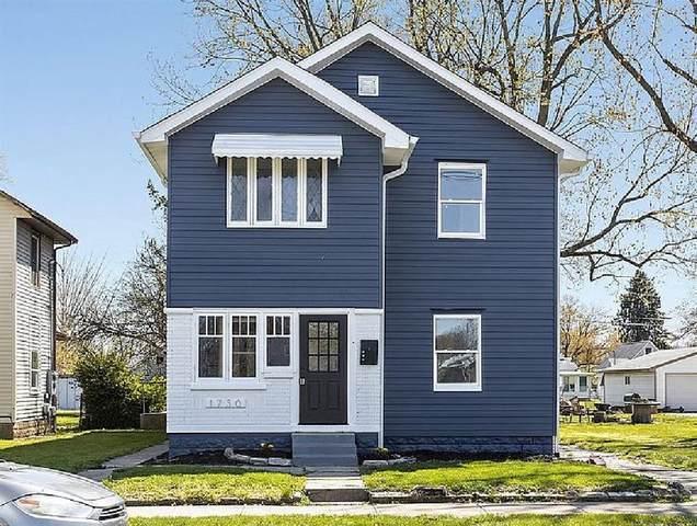 1730 Walnut Street, Anderson, IN 46016 (MLS #21746635) :: Heard Real Estate Team | eXp Realty, LLC