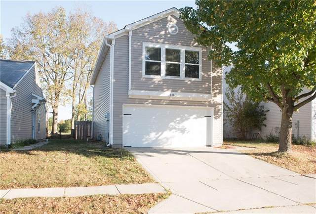 426 Harmony Drive, Greenwood, IN 46143 (MLS #21746640) :: Richwine Elite Group