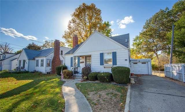 819 Myers Street, Anderson, IN 46012 (MLS #21746644) :: The ORR Home Selling Team