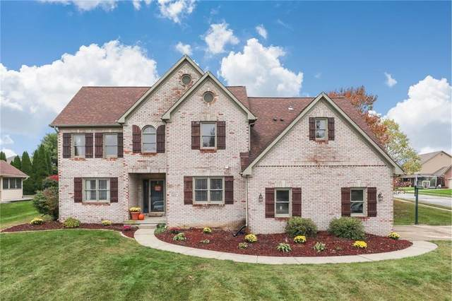 6610 Moss Creek Place, Indianapolis, IN 46237 (MLS #21746650) :: Heard Real Estate Team | eXp Realty, LLC