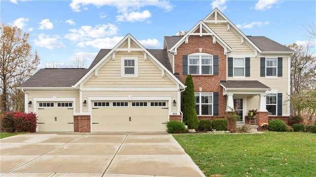 5354 Chaparral Court, Plainfield, IN 46168 (MLS #21746658) :: Anthony Robinson & AMR Real Estate Group LLC