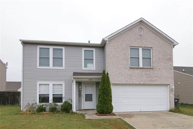 766 Hickory Pine Drive, New Whiteland, IN 46184 (MLS #21746677) :: AR/haus Group Realty