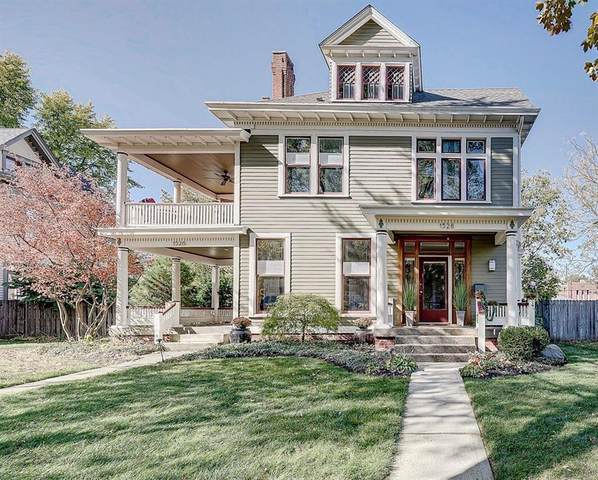 1528 N Park Avenue, Indianapolis, IN 46202 (MLS #21746681) :: Realty ONE Group Dream