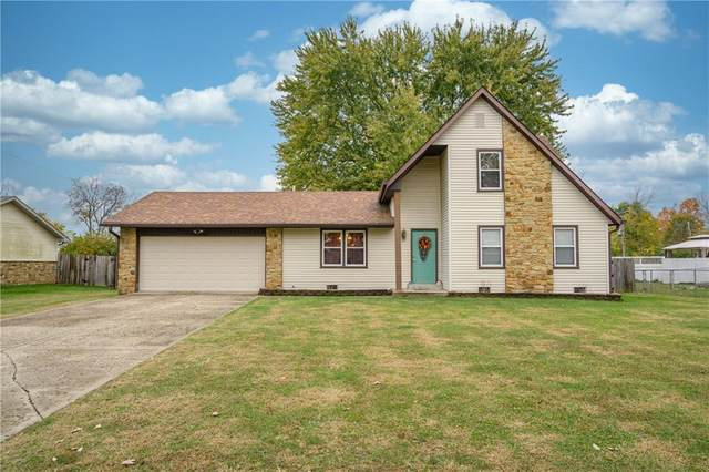 252 S Baldwin Street, Bargersville, IN 46106 (MLS #21746684) :: The Indy Property Source