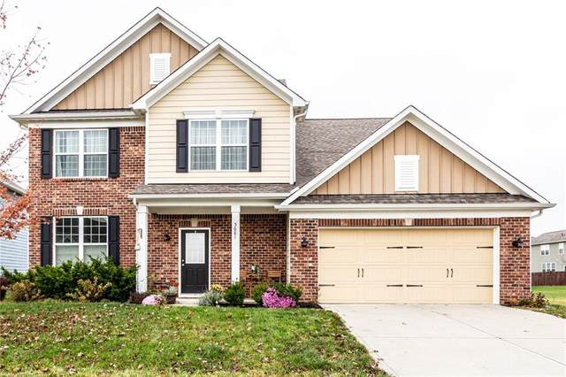 5681 Crowley Parkway, Whitestown, IN 46075 (MLS #21746692) :: The Indy Property Source