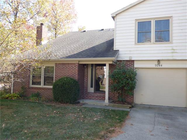 9244 Doubloon Road, Indianapolis, IN 46268 (MLS #21746693) :: Dean Wagner Realtors