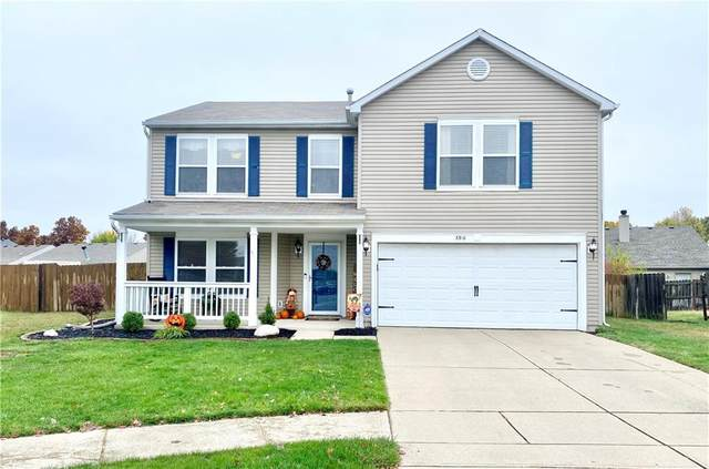 3316 Summer Breeze Circle, Indianapolis, IN 46239 (MLS #21746702) :: Richwine Elite Group