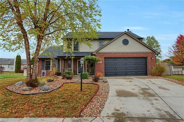 526 Reed Court, Greenwood, IN 46143 (MLS #21746708) :: AR/haus Group Realty