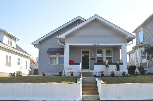 75 N 7th Avenue, Beech Grove, IN 46107 (MLS #21746709) :: The ORR Home Selling Team