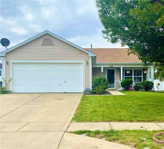1270 Valley Forge Drive, Indianapolis, IN 46234 (MLS #21746713) :: Corbett & Company