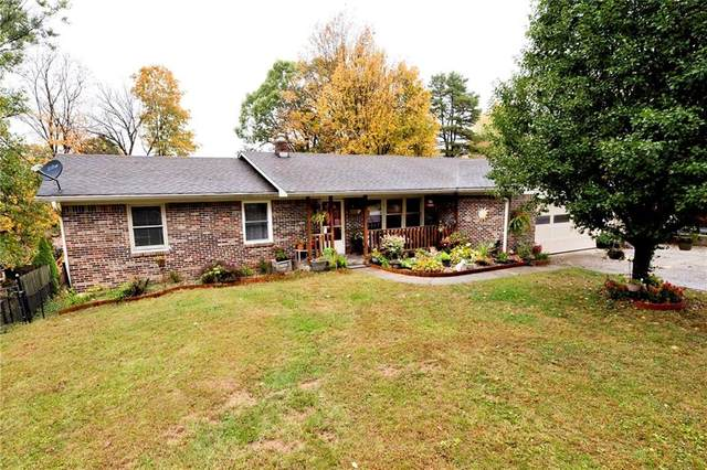 7718 Hillcrest Drive, Mooresville, IN 46158 (MLS #21746714) :: The Indy Property Source