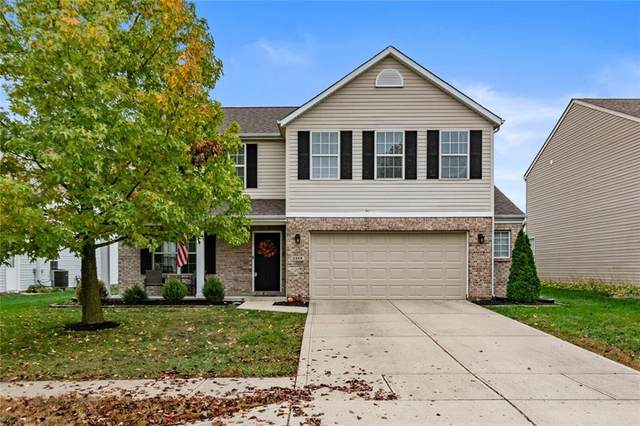 5849 Mill Oak Drive, Noblesville, IN 46062 (MLS #21746723) :: AR/haus Group Realty