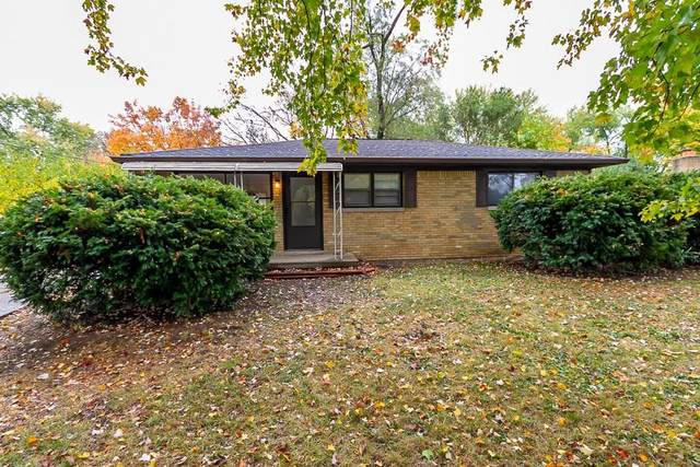 1207 Thorndale Street, Indianapolis, IN 46214 (MLS #21746737) :: David Brenton's Team