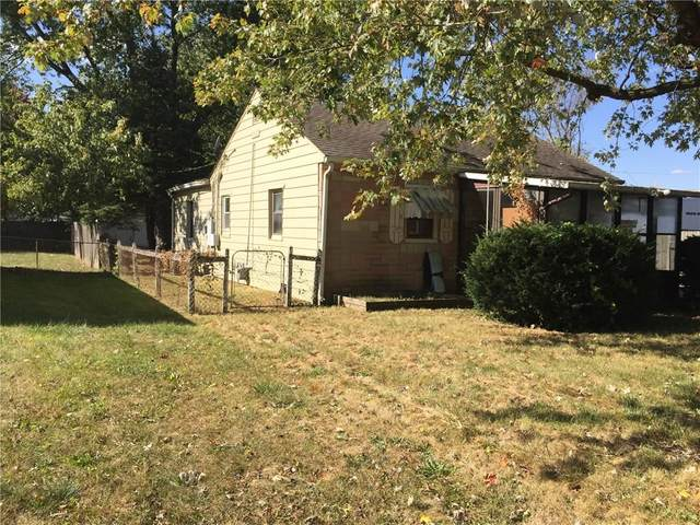 4130 N Irwin Avenue, Indianapolis, IN 46226 (MLS #21746738) :: AR/haus Group Realty