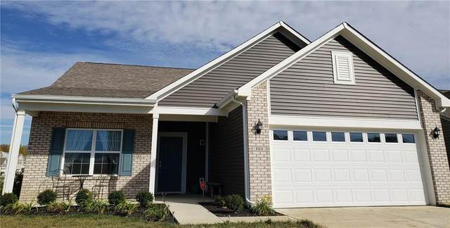 804 Blue Ash, Greenwood, IN 46143 (MLS #21746747) :: The ORR Home Selling Team