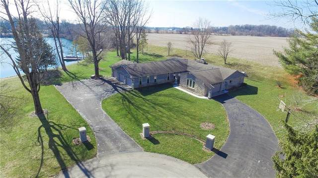 4809 N Brandywine Lane, Fairland, IN 46126 (MLS #21746753) :: Richwine Elite Group