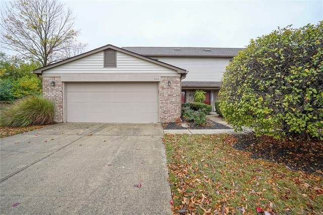 9106 Backwater Drive, Indianapolis, IN 46250 (MLS #21746765) :: Mike Price Realty Team - RE/MAX Centerstone