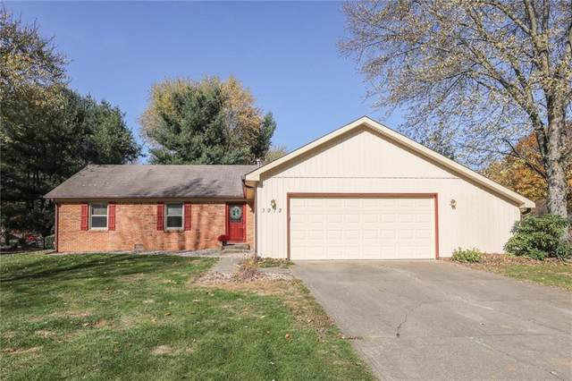 3912 E Santa Clara Drive, Greenwood, IN 46142 (MLS #21746766) :: Mike Price Realty Team - RE/MAX Centerstone
