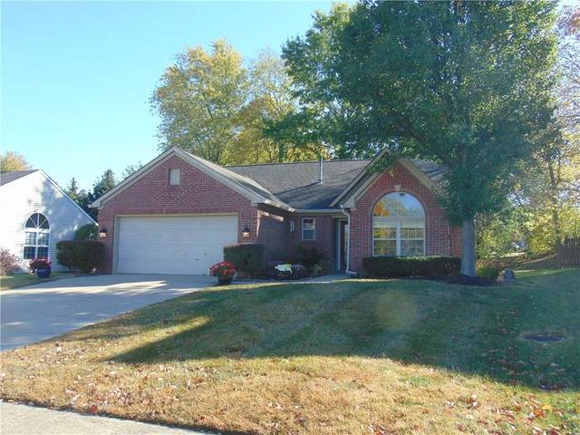 6907 Millbrook Circle, Indianapolis, IN 46237 (MLS #21746768) :: David Brenton's Team