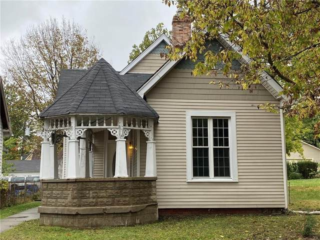 1233 N State Avenue, Indianapolis, IN 46201 (MLS #21746776) :: AR/haus Group Realty