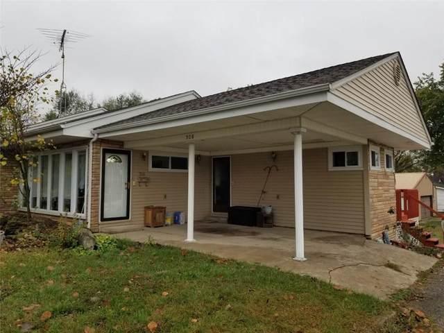 308 S Depot Street, Brownstown, IN 47220 (MLS #21746788) :: Corbett & Company