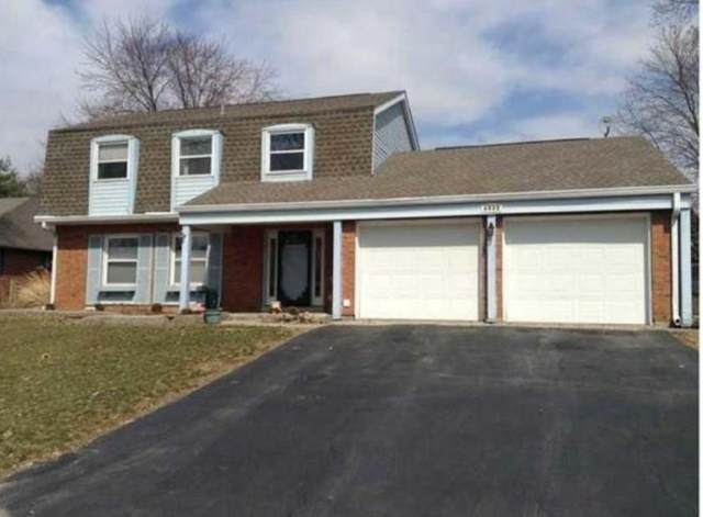 6822 Azalea Drive, Indianapolis, IN 46214 (MLS #21746790) :: The Evelo Team