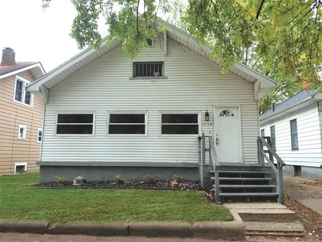 1738 N 12th Street, Terre Haute, IN 47802 (MLS #21746795) :: Corbett & Company