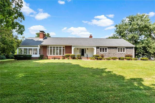 701 West Drive, Seymour, IN 47274 (MLS #21746804) :: Anthony Robinson & AMR Real Estate Group LLC
