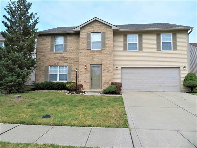 749 Sweet Creek Drive, Indianapolis, IN 46239 (MLS #21746805) :: The Indy Property Source