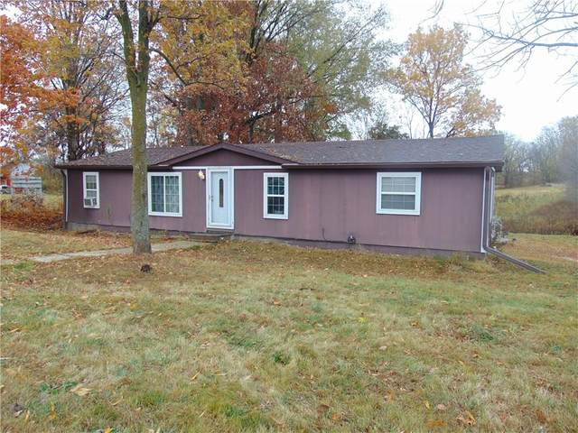 3369 W County Road 450 N, Greencastle, IN 46135 (MLS #21746808) :: The ORR Home Selling Team