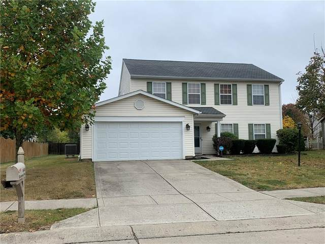 6636 Waterstone Drive, Indianapolis, IN 46268 (MLS #21746828) :: Heard Real Estate Team | eXp Realty, LLC