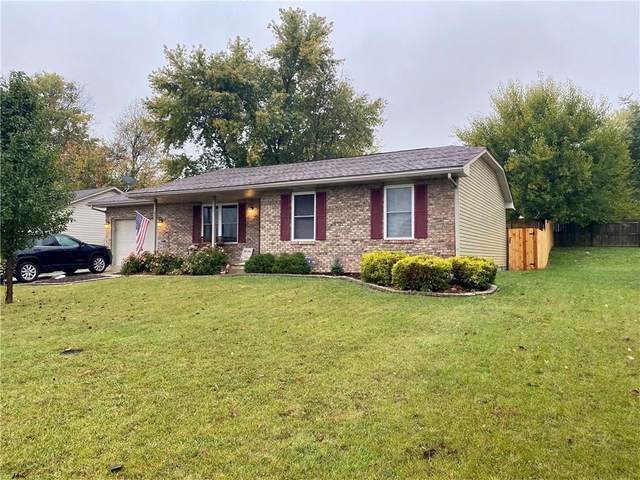 2111 N Brandt Drive, Greensburg, IN 47240 (MLS #21746834) :: The ORR Home Selling Team