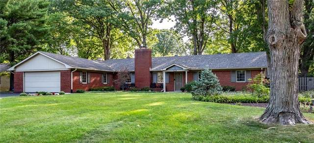10137 Carrollton Avenue, Indianapolis, IN 46280 (MLS #21746835) :: AR/haus Group Realty