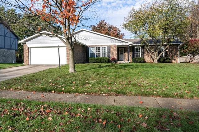 109 Willowood Lane, Fishers, IN 46038 (MLS #21746840) :: The Indy Property Source