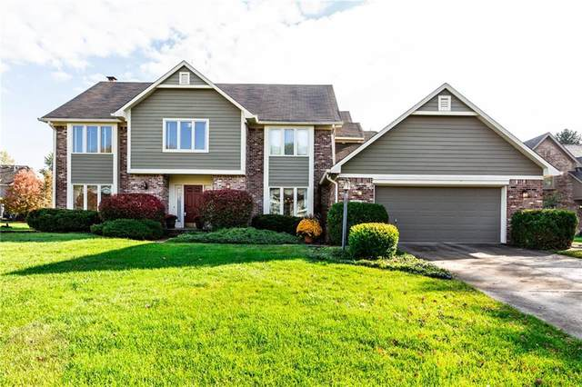 13758 Smokey Hollow Court, Carmel, IN 46032 (MLS #21746841) :: Richwine Elite Group