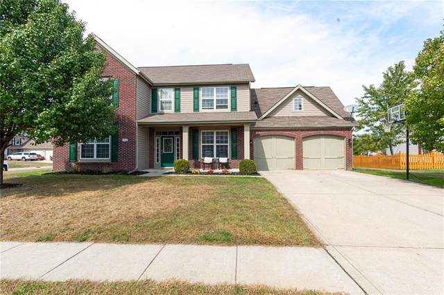 914 Glenmore Trail, Brownsburg, IN 46112 (MLS #21746849) :: AR/haus Group Realty