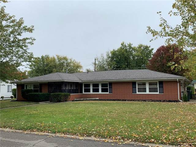 2111 W Sheffield Drive, Muncie, IN 47304 (MLS #21746850) :: Richwine Elite Group