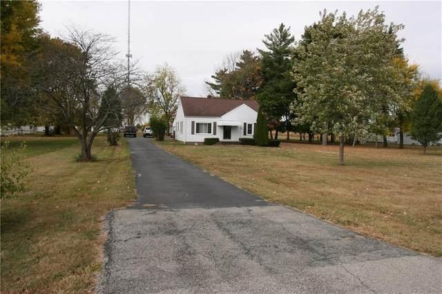 4745 N State Road 9, Anderson, IN 46012 (MLS #21746870) :: Richwine Elite Group