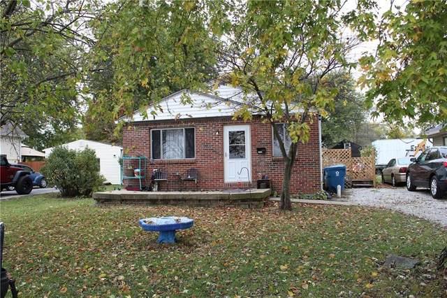 11118 House Street, Acton, IN 46259 (MLS #21746888) :: Richwine Elite Group