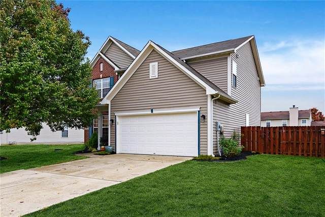 5713 James Blair Drive, Indianapolis, IN 46234 (MLS #21746889) :: AR/haus Group Realty