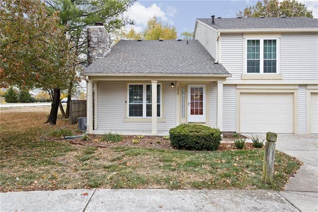 2626 Chaseway Court, Indianapolis, IN 46268 (MLS #21746896) :: Richwine Elite Group