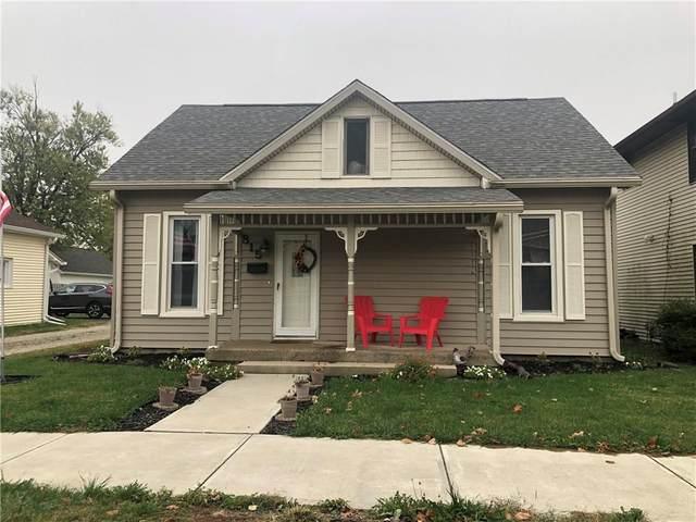 815 E Washington Street, Greensburg, IN 47240 (MLS #21746898) :: The ORR Home Selling Team