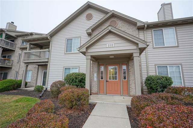 232 Legends Creek Place #101, Indianapolis, IN 46229 (MLS #21746913) :: AR/haus Group Realty
