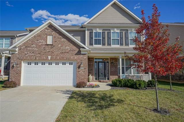14059 Northcoat Place, Fishers, IN 46038 (MLS #21746920) :: Corbett & Company