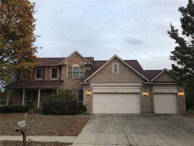 12853 Clifford Circle, Carmel, IN 46032 (MLS #21746927) :: The ORR Home Selling Team