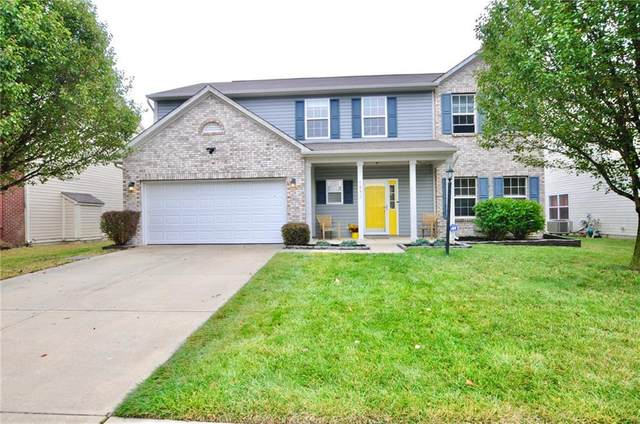 1831 Brook Crossing Way, Indianapolis, IN 46229 (MLS #21746948) :: AR/haus Group Realty